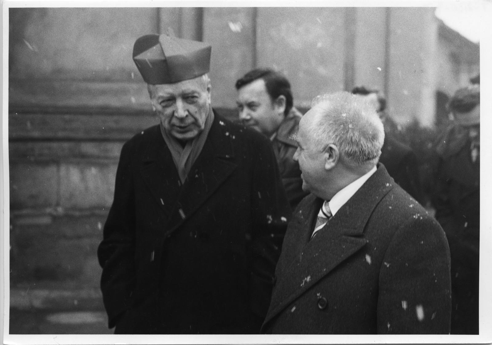 Inauguracja roku akademickiego 1979/1980. Jubileusz 25-lecia ATK