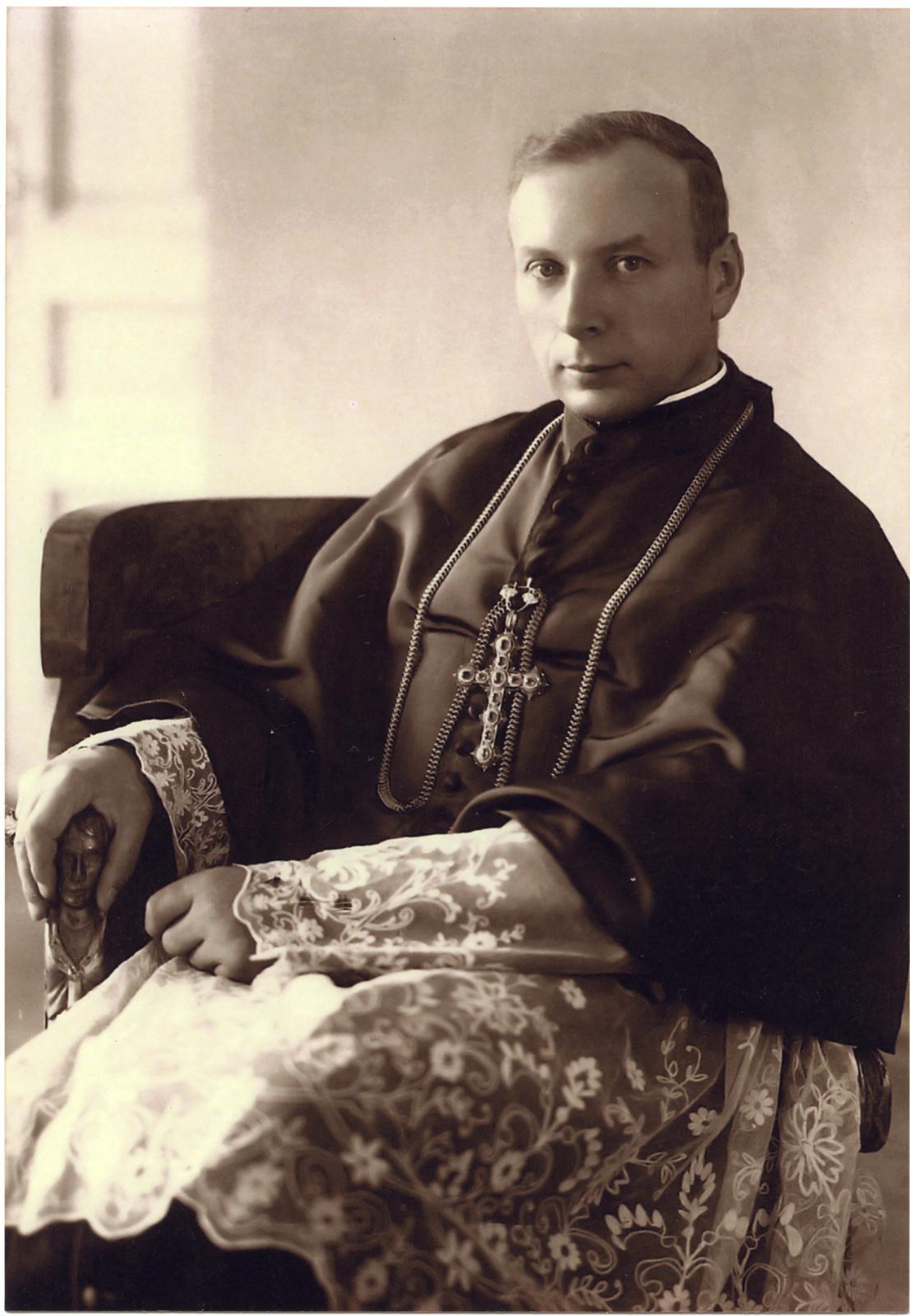 Bp Stefan Wyszyński