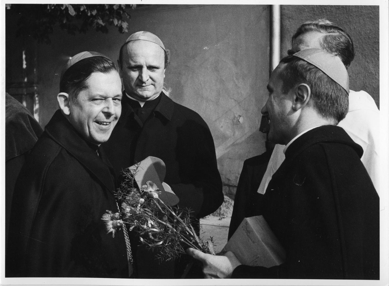 Inauguracja roku akademickiego 1982/1983