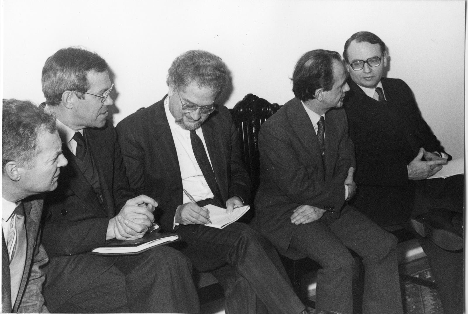 Delegacja Parlamentu Europejskiego na ATK