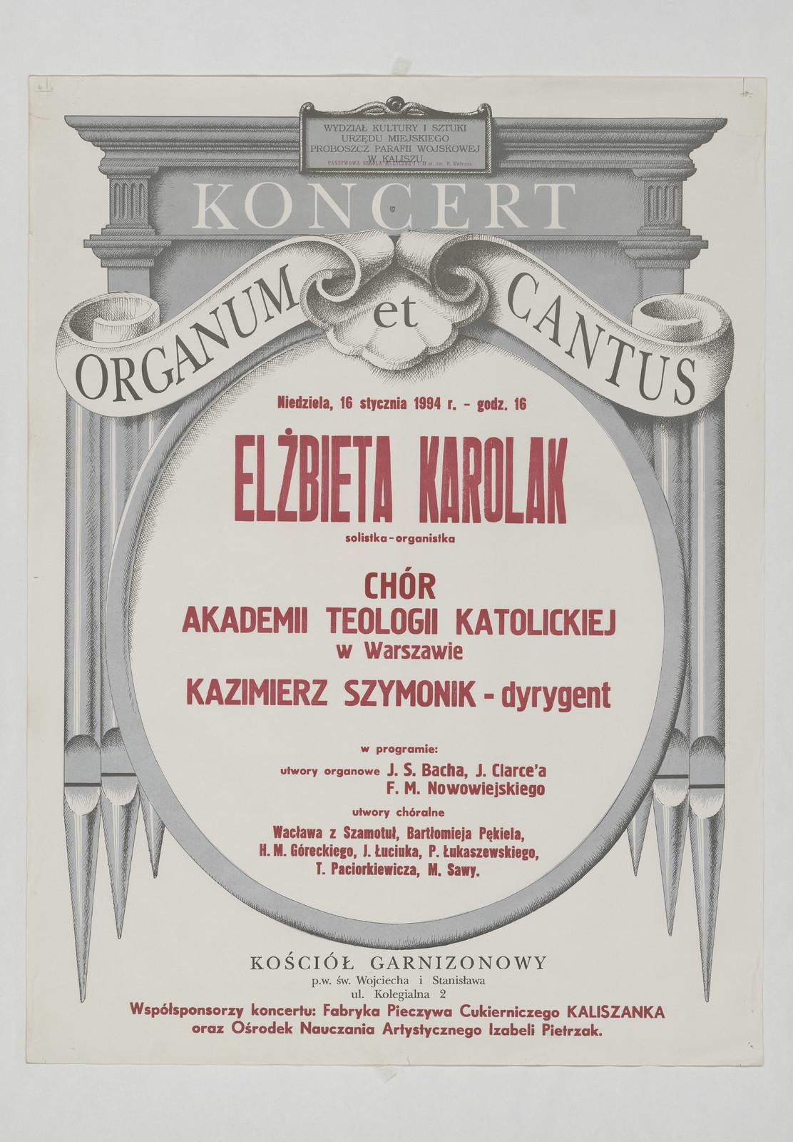 Organum et Cantus