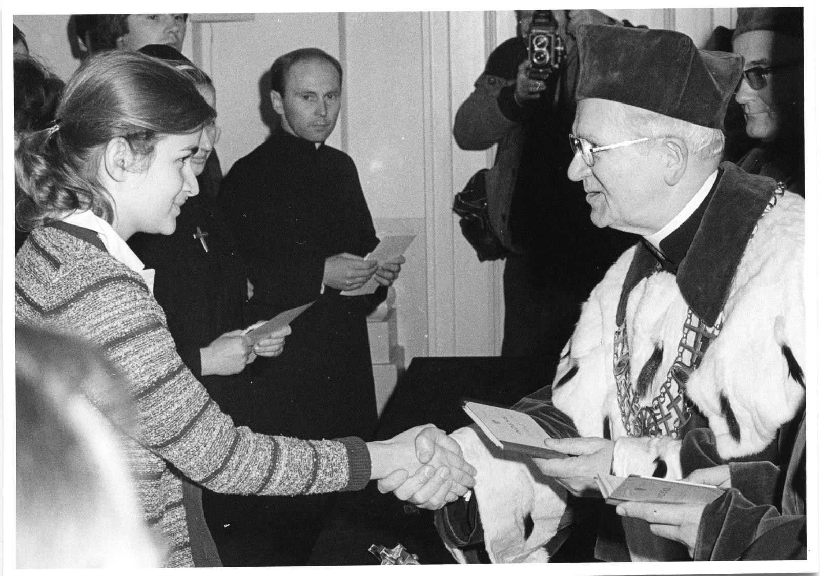 Inauguracja roku akademickiego 1978/1979