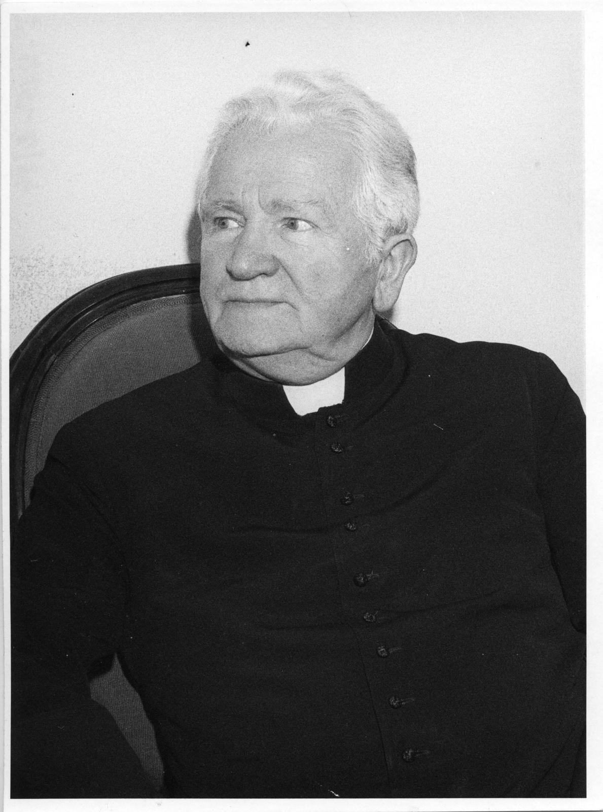 Rektor ATK ks. prof. Jan Stępień