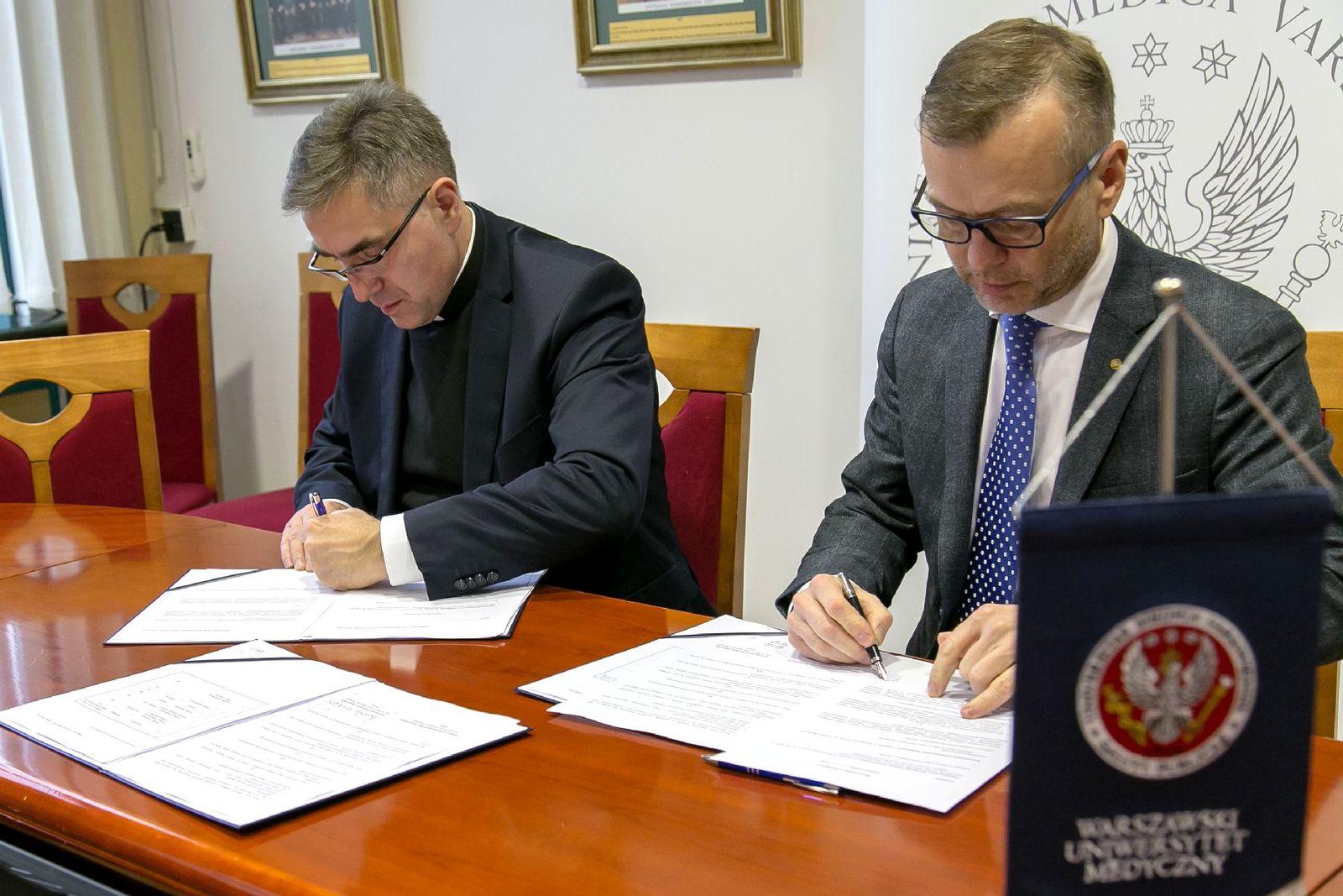 Porozumienie UKSW i WUM