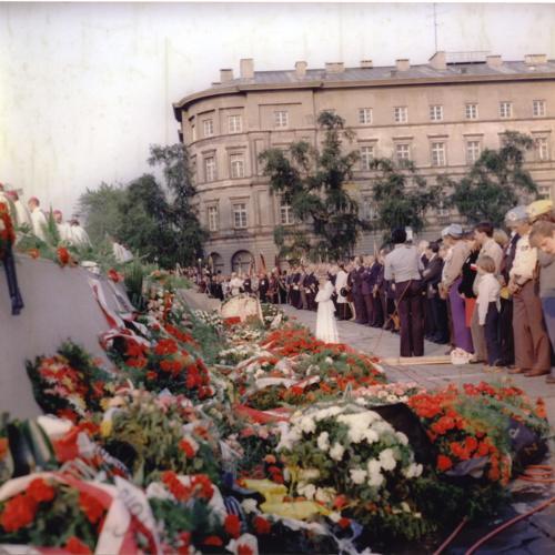 Pogrzeb kard. Stefana Wyszyńskiego, Prymasa Polski, Wielkiego Kanclerza ATK