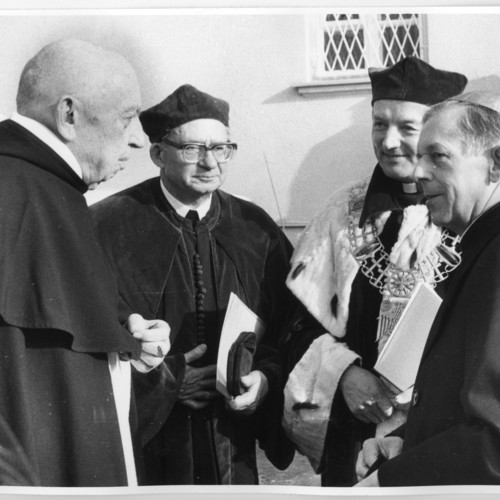 Inauguracja roku akademickiego 1990/1991 na ATK