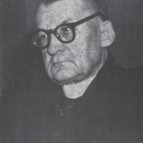 Rektor ATK ks. prof. Jan Czuj