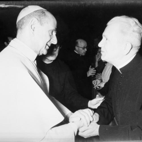Audiencja u Pawła VI