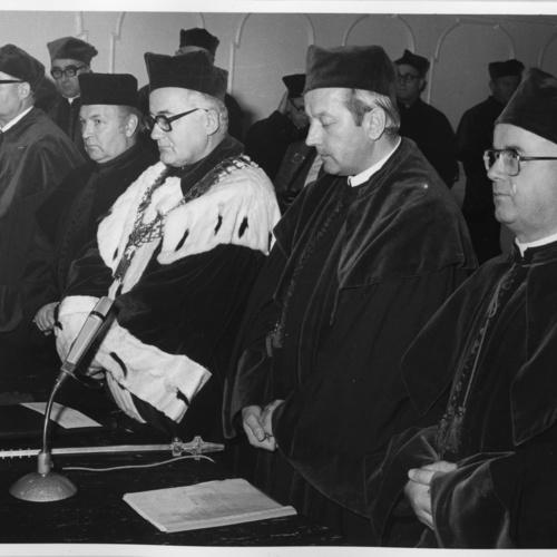 Inauguracja roku akademickiego 1981/1982