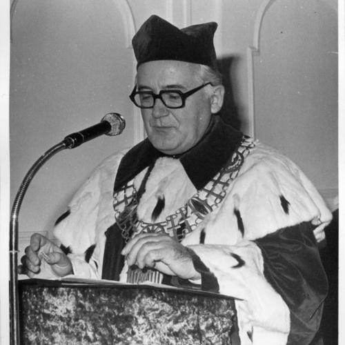 Inauguracja roku akademickiego 1983/1984