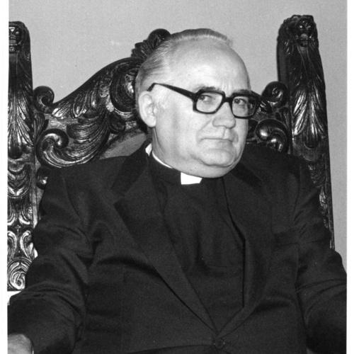 Rektor ATK ks. prof. Remigiusz Sobański