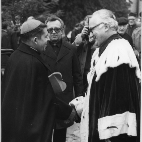 Inauguracja roku akademickiego 1984/1985