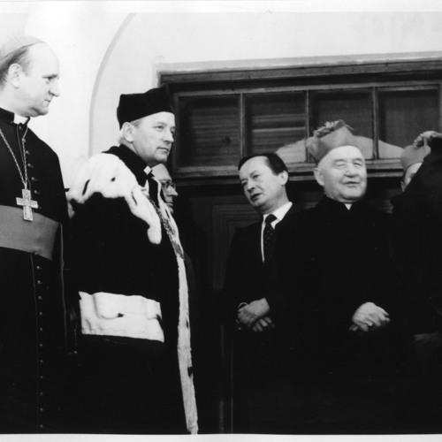 Inauguracja roku akademickiego 1987/1988