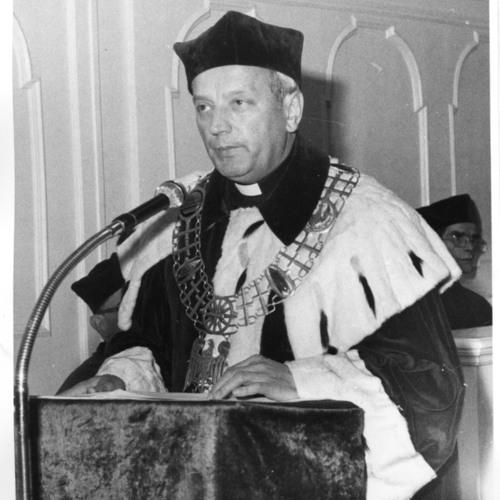 Inauguracja roku akademickiego 1988/1989