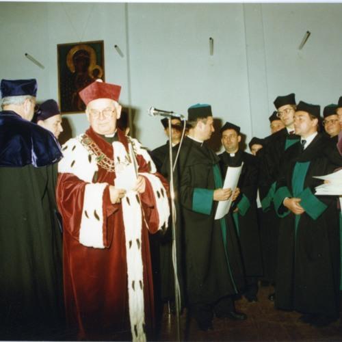 Inauguracja roku akademickiego 1994/1995