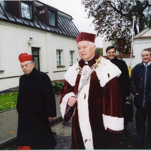Inauguracja roku akademickiego 2003/2004