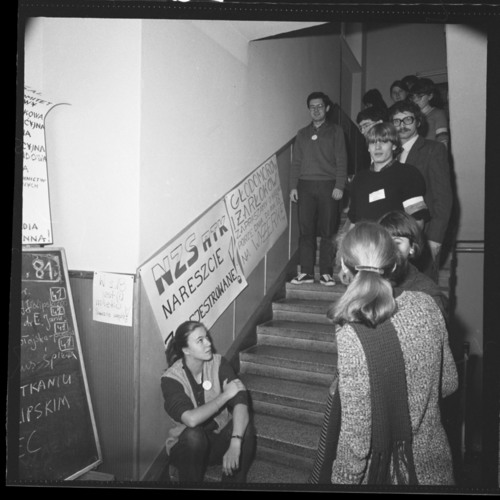 Strajkuje uczelniany NZS