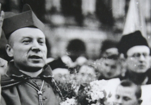 Podczas ingresu w W-wie 6 II 1949a.JPG