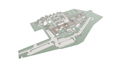 Plan kampusu Dewajtis