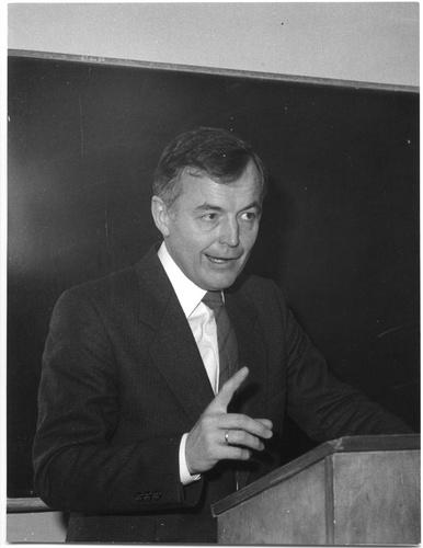 Prof. Manfred Spieker na ATK