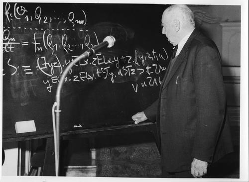 Wykład z logiki o. prof. Józefa Bocheńskiego