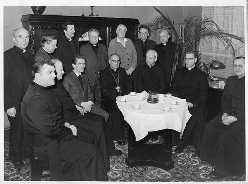 Władze ATK na spotkaniu z delegację watykańską