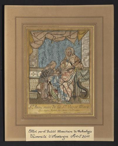 Święta Anna, matka Najświętszej Maryi Panny