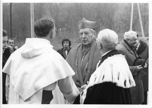 Inauguracja roku akademickiego 1979/1980 na ATK
